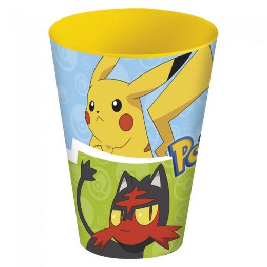 Vaso de Pokemon pikachu de gran capacidad ideal para niños dibujos de pokemons