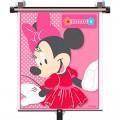 Parasol para ventanilla de coche de Minnie Mouse Disney Enrollable cortinilla 48