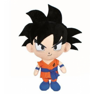 Peluche de Son Goku Black Dragon Ball Super 25 CM Nuevo con Etiquetas