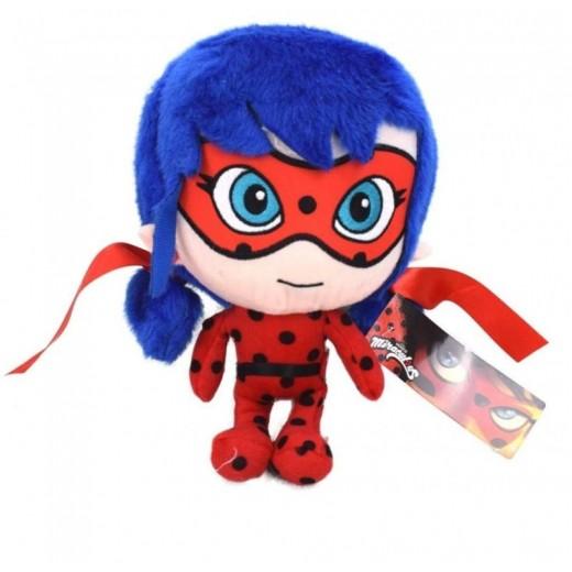 Peluche LadyBug Prodigiosa de dibujos animados Miraculous 20 cms Original Nuevo
