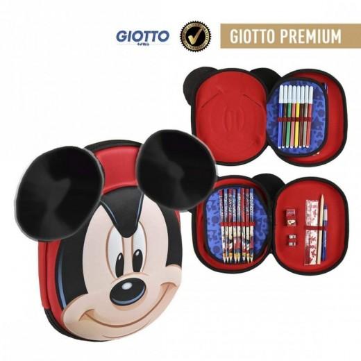Disney Estuche de Mickey Mouse 3D Plumier para colegio