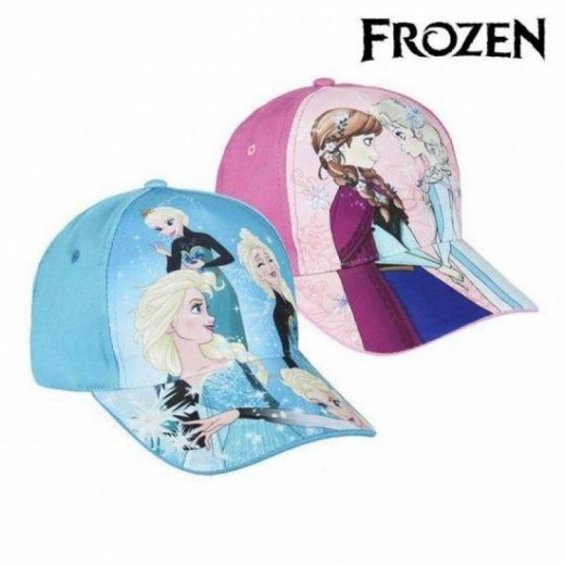Gorra de Elsa y Anna Frozen Gorra para niñas de Elsa y su hermana Ana