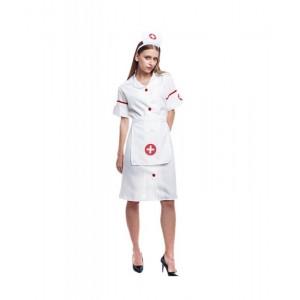 Disfraz de Enfermera Sexy traje de mujer sensual despedida de soltera medica