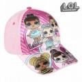 Gorra de las Lol Surprise para niña talla 52 - 53 rock o muñecas