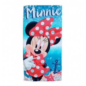 Toalla de Minnie Disney Microfibra para playa y piscina Minnie Mouse