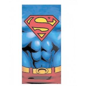 Toalla Marvel de Super Man Microfibra secado super rápido Super-man