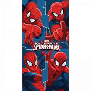 Toalla de Spiderman Marvel Algodón ultimate spider-man Nueva para playa piscina