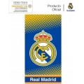 Toalla del Real Madrid Oficial playa y piscina con Licencia 70x140cms RealMadri