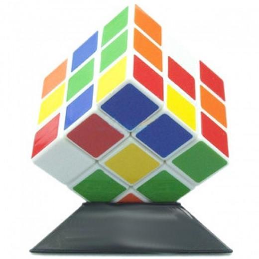 Cubo de Rubik magic cubo mágico Nuevo Blanco juego de inteligencia