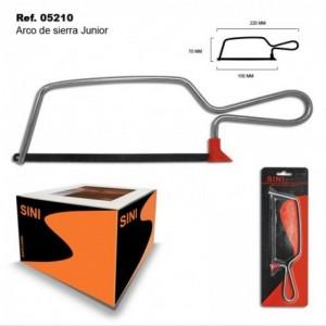 Arco de Sierra para metal mini sierra de cortar metales serrucho para metal