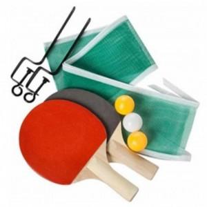 Raquetas de ping pong con pelotas y red palas de pin pon con bolas tenis de mesa