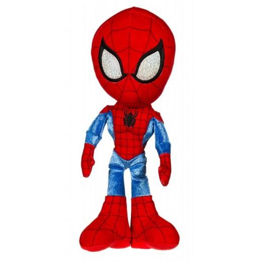 Peluche de Spiderman 29 cms Marvel Avengers Los Vengadores spider man muñeco