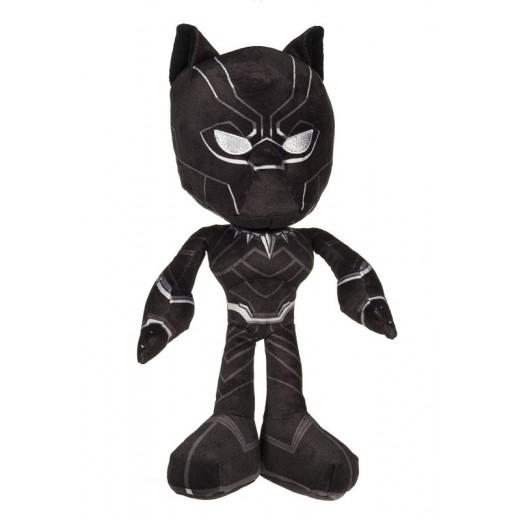 Peluche de Black Panther 29 cms Marvel Avengers Los Vengadores Pantera Negra