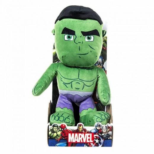 Peluche de Hulk 29 cms Marvel Avengers Los Vengadores Masa Verde muñeco