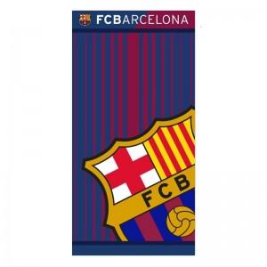 Toalla del FC Barcelona microfibra Barça para playa y piscina secado rápido