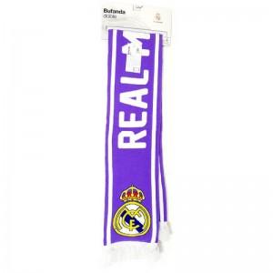 Bufanda del Real Madrid edición Nuestro Futuro Es Hacer Historia Fútbol doble