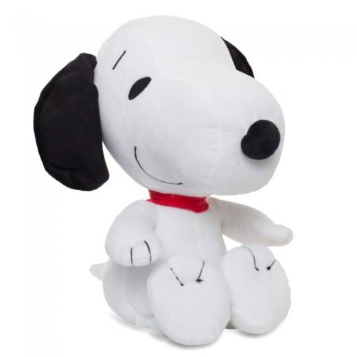 Peluche de Snoopy original sentado perro blanco 21 cm esnupy Nuevo