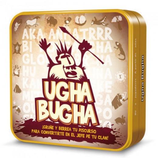 Juego de Cartas Ugha Bugha baraja juego de mesa divertido de memoria