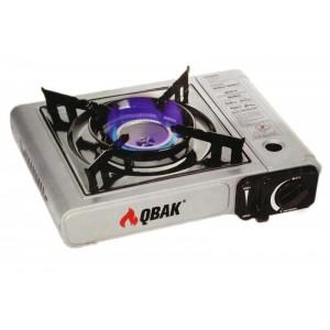 Cocina Portatil a GAS HORNILLO con maletin CAMPING BARCA MSF-1a Qbak