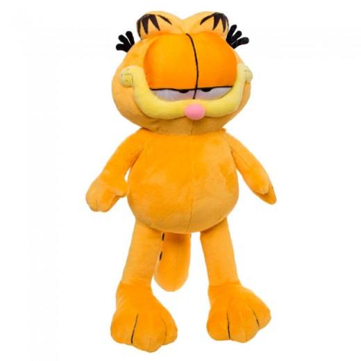Peluche de Garfield suave 22 cm gato muñeco gato amarillo garfi Nuevo