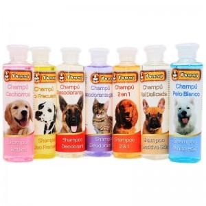 Champú para Mascotas Shampoo Pets para Perros y Gatos 250 ml cachorros adultos