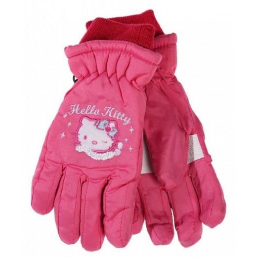 Guantes para nieve de Hello Kitty 2 modelos distintos talla pequeña niña mujer