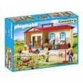 Granja Maletin de Playmobil Country maleta con animales granja 4897