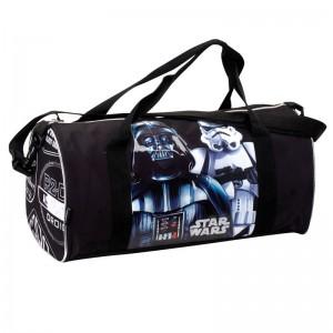 Bolsa de deporte Star Wars Flash Macuto mediano gimansio deportivo negro