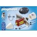 Satélite laser meteoritos Playmobil City Action espacio astronauta 6197