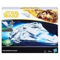 Nave Espacial Halcon Milenario de Star Wars Nuevo en su caja Original