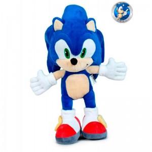 Peluche de Sonic Classic de Sega 35 cms Sonic The Hedgehog Nuevo