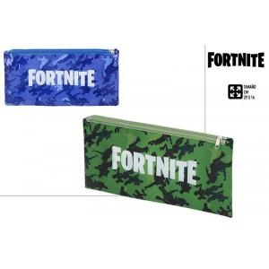 portatodo de Fortnite estuche grande 29x14 cm azul o Verde del juego
