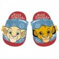 zapatillas de estar por casa pantuflas de El Rey Leon Pelicula Simba y Nala