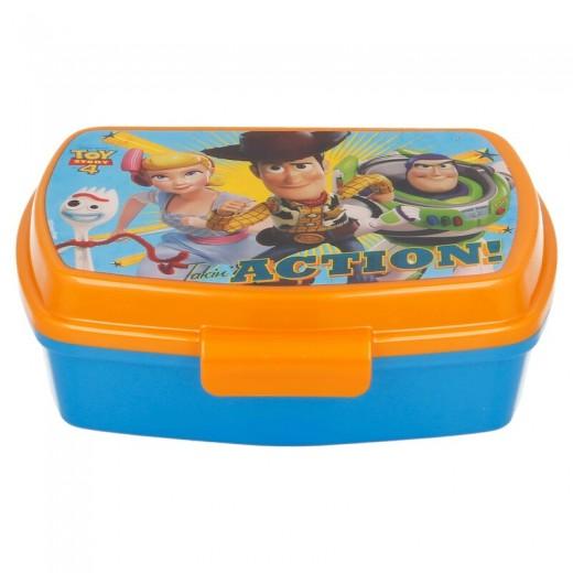sandwichera Toy Story 4 para guardar bocadillo almuerzo colegio y guardería