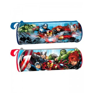 Estuche lapicero portatodo de los Vengadores Marvel Avengers cremallera