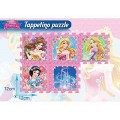 Alfombra EVA Puzzle de princesas disney alfombrilla Puzzle