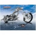 PUZZLE AMERICAN CHOPPER de 1000 piezas imagen de motos grande
