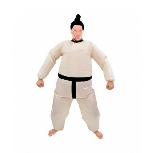 Disfraz Luchador de sumo hinchable para carnaval y despedidas de soltero