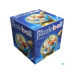 MINI PUZZLE de Disney con forma de esfera rodondo pelota PuzzleBall 60 piezas