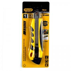cuter profesional cuchilla cutex hoja de corte 18mm 15 cms cutter profesional