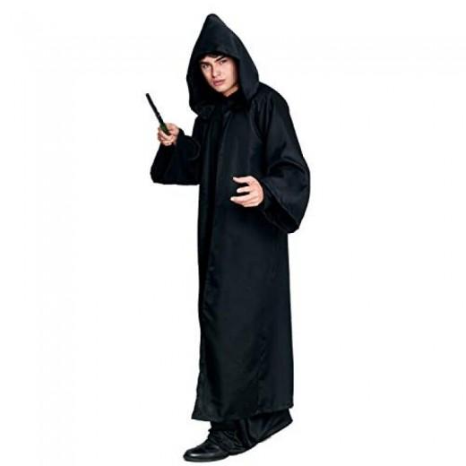 Disfraz de Aprendiz de mago tunica de mago oscuro