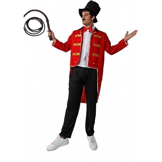 Disfraz de domador de circo para hombre adulto talla Unica