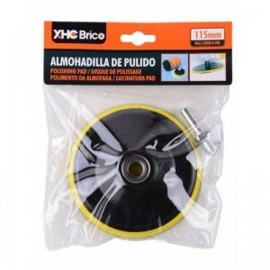 Almohadilla de pulido con tornillo 115mm max 12000 RPM para pulir