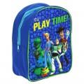 mochila de Toy Story 4 de 30 cm para guardería excursiones viajes azul
