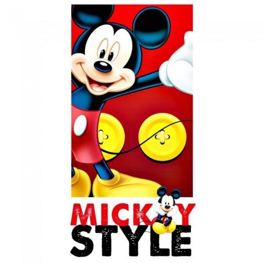 TOALLA de Mickey Mouse de Algodón para playa piscina original Disney