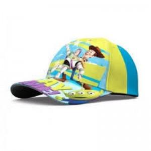 Gorra de toy Story 4 de colores con visera para niños infantil