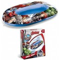 Barca hinchable de los Vengandores Avengers mavel para piscina playa
