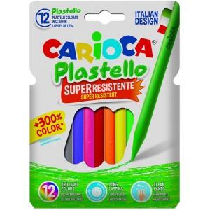 12 Ceras de colores de calidad 300% mas de color super resistentes