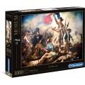 Puzzle Declaración de la libertad Francesa clementoni 1000 piezas Francia
