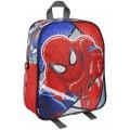 Mochila de Spiderman pequeña colegio y guarderia 31 cm